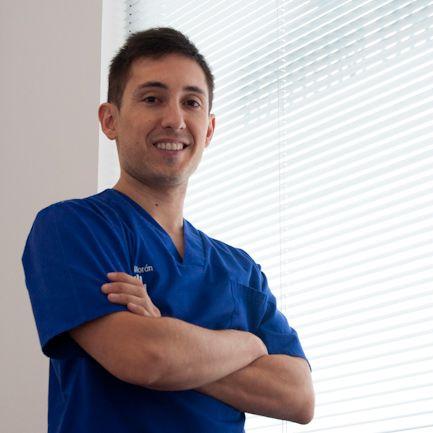 Fisioterapeuta Jenaro Morán